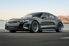 奥迪e-tron GT量产版或将在2020年洛杉矶车展亮相,年底上市