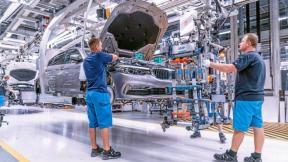 为iNEXT投产做准备 宝马花31亿改造工厂