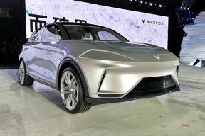 ARCFOX 首款 SUV 产品信息曝光,NEDC 续航 600 km,轴距比唐EV还要长