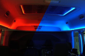 福特研究不同照明颜色以延长续航里程