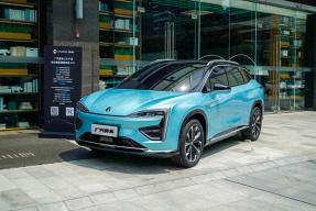 NEDC 工况续航 650 km,广汽蔚来首款 SUV 将于 12 月 27 日发布