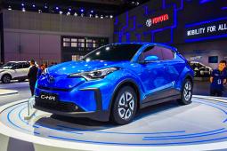 始于奕泽纯电/C-HR 纯电,聚焦电池技术,丰田2025年将推10款纯电产品