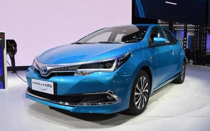 2019合资紧凑型车排行榜:卡罗拉