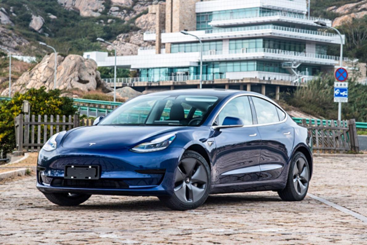 你的国产 Model 3 已经在路上,预计 2020 年 1 月初交付