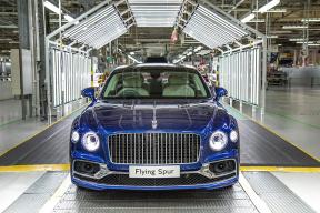 宾利:2025推出电动车型,或将采用固态电池