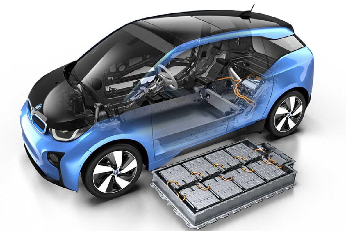寶馬i3將動力電池質保里程數提升至16萬
