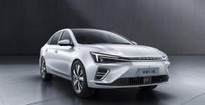 """上汽荣威Ei6将于北京车展亮相 搭载""""集智""""设计理念,续航或将达600km"""