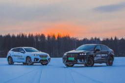 极端严寒和冰雪丛林的考验 VV7 PHEV & VV7 GT PHEV冰雪试驾