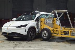 中保研新勢力造車首撞:成績優秀 小鵬G3碰撞測試解析