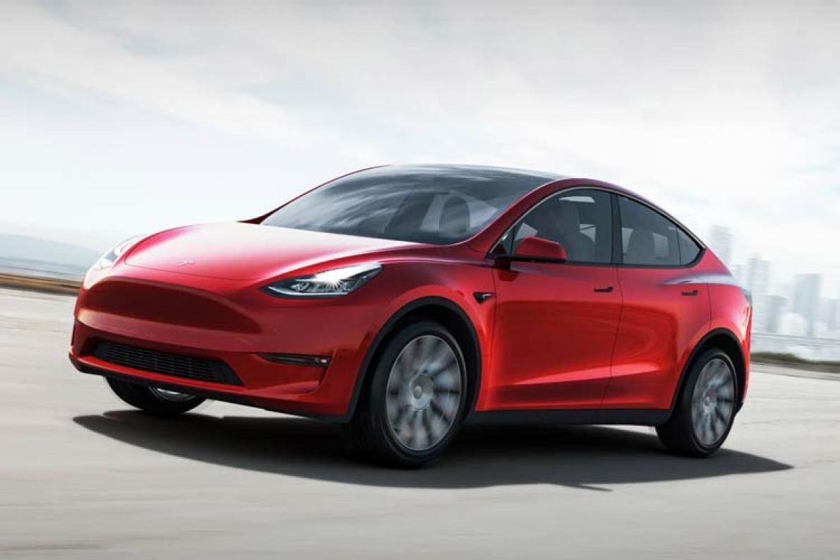 北美最快下个月交付 特斯拉Model Y怎么选?