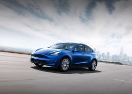 疯狂!特斯拉股价连创新高,黑科技不断。Model Y有可能采用整体压铸车身?