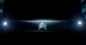 2月27日亮相 雪铁龙首款纯电动车预告图