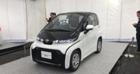 丰田或将推出全新微型纯电动代步车