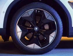 能耗降低2%,续航提升10km,宝马将为iX3配备低风阻轮圈