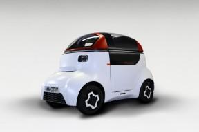 F1设计师操刀,鸥翼门单座纯电动小车将在Move 2020亮相