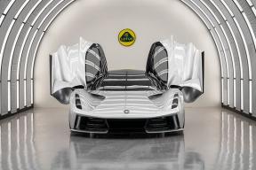 路特斯全新工厂建成,全新超跑Evija将于今年夏天由此交付向全球客户