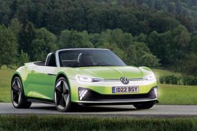 """搭載""""高性能電池"""",大眾將推純電動跑車 ID.R,對標特斯拉Roadster"""