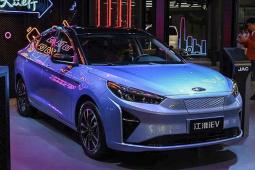 NEDC 续航 530km,预售价 15.5 万元起,江淮iC5正式开启预售