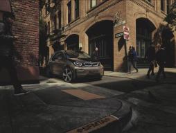 工况续航 340 km,售价 30.58万元,宝马i3快充畅行款车型正式上市
