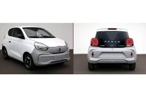 微型车新军来袭 荣威 CLEVER 将在 3 月开售