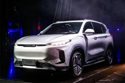 上汽MAXUS首款全新纯电动SUV EUNIQ 6申报信息曝光