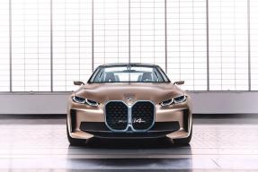 全新设计语言/超薄电池等等 详解宝马 i4 概念车