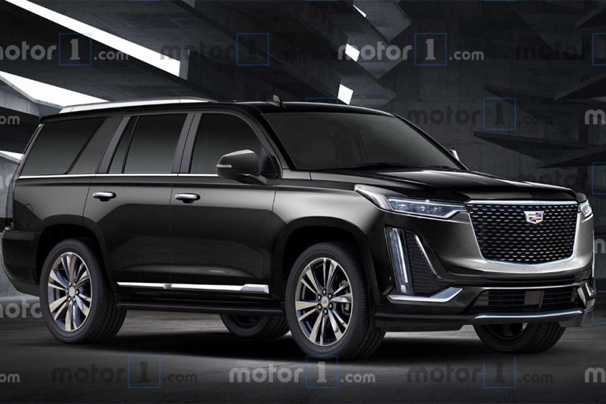 200度电的全尺寸纯电SUV 凯迪拉克凯雷德ESCALADE纯电版消息