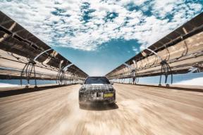 宝马iNEXT在南非进行极端环境测试,预计2021年正式量产
