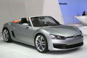 奥迪TT的纯电动版继承者 大众MEB平台也要造跑车