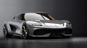 万万没想到 全球首台大型四座超跑竟是这家车企造的