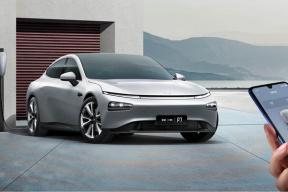 NEDC工况达到706km,小鹏P7新增申报车型