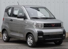 定位2门4座微型车,五菱最新纯电动车申报