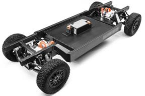 博林格汽车发布重型架构电动底盘平台打造2款新车