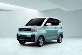 迷你版五菱宏光PLUS?五菱纯电动微型车官图曝光,预计年内上市