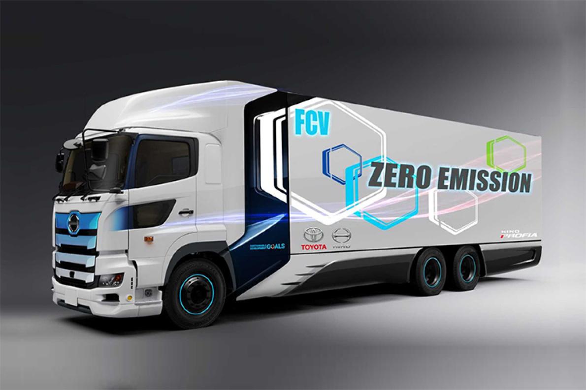 丰田出手:氢燃料电池重型卡车会成为代替燃油卡车的最佳选择吗?