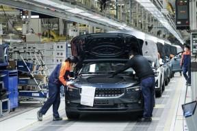 Polestar 2正式开始国产,这辆41.8万的电动车,足够吸引你么?