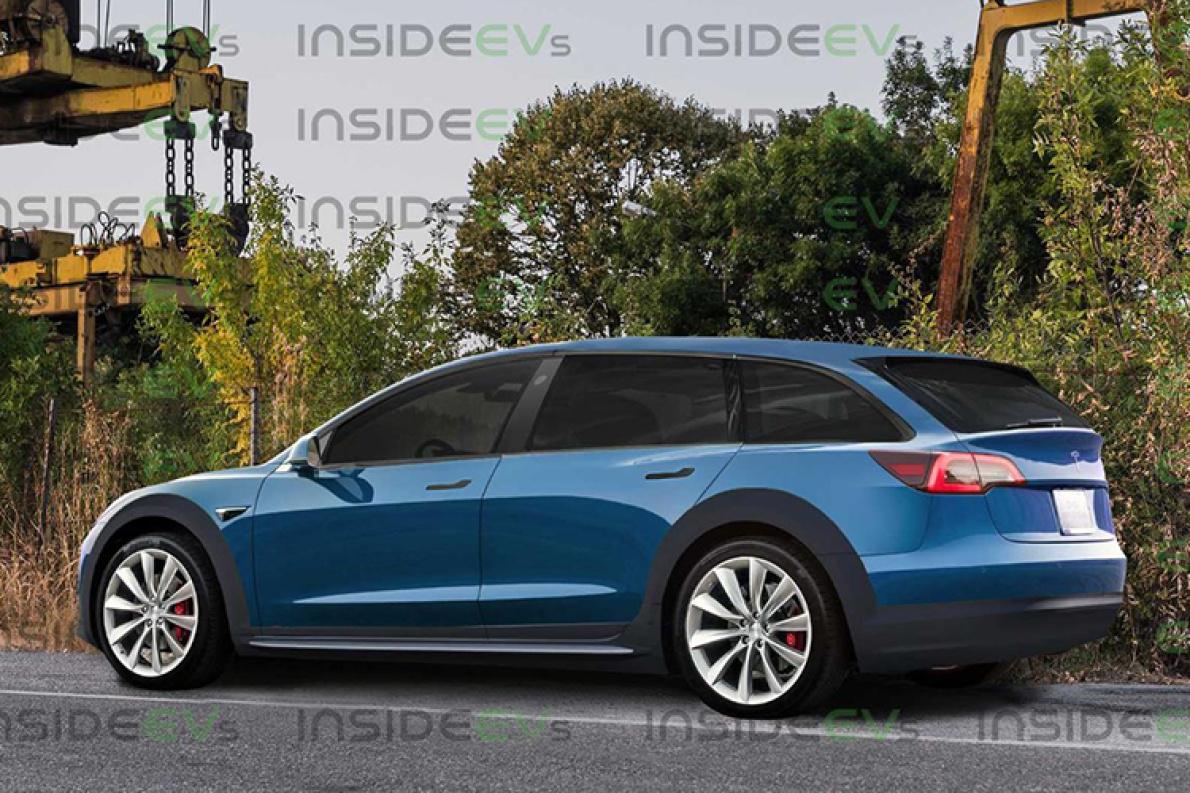 特斯拉快推出Model 3旅行版吧,大家都等不及了!