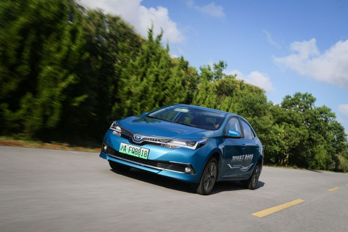 21.48万元!卡罗拉双擎E+推出新车型,配置增加了不少!