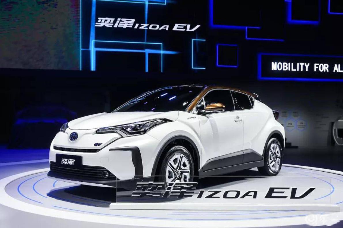 丰田首款纯电SUV——一汽丰田奕泽 E 进擎三电解析