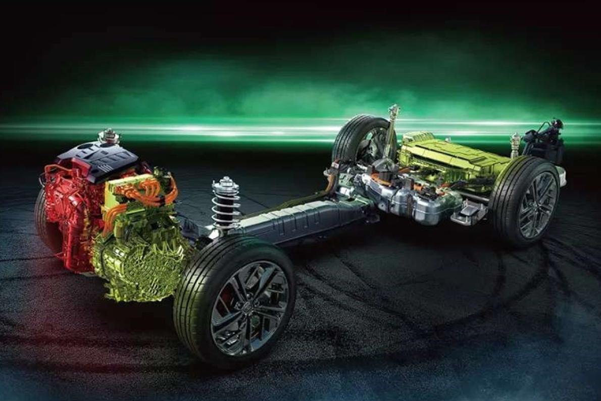 系统功率224千瓦,百公里综合油耗1.1升,名爵6 PHEV动力信息公布