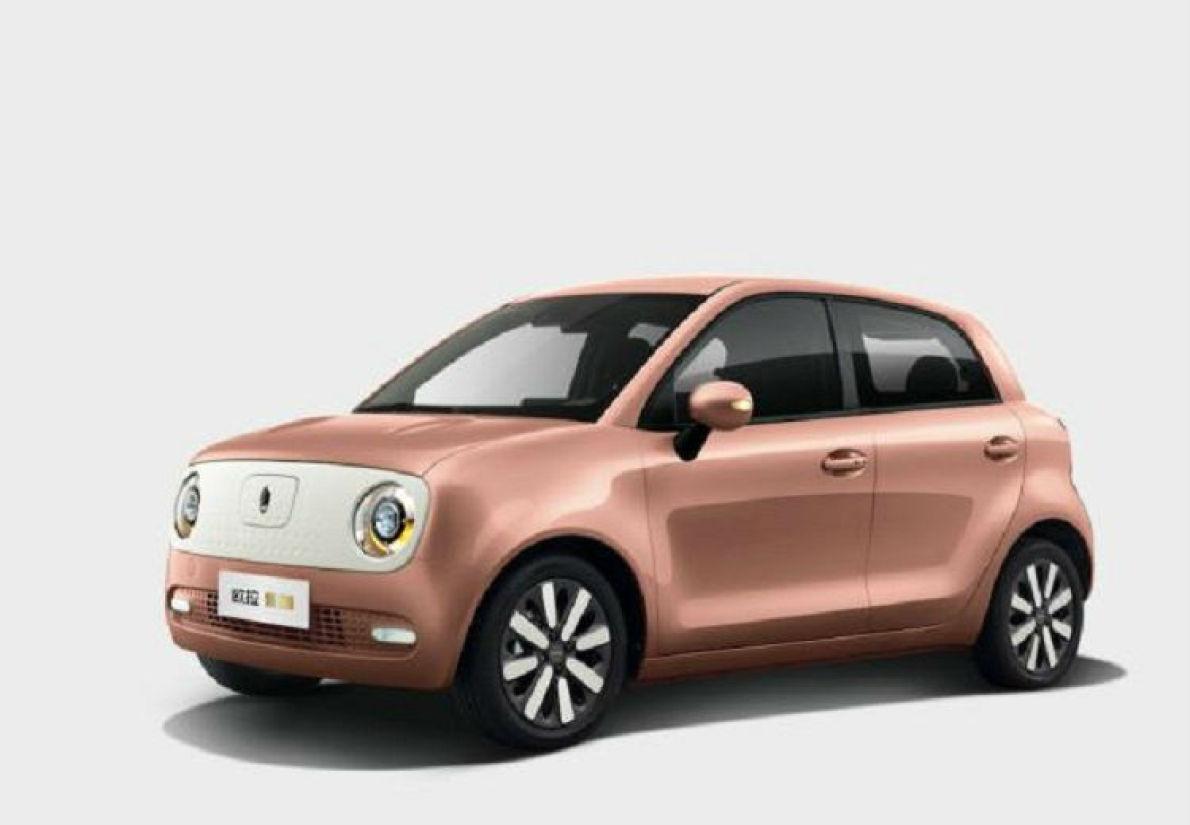 """命名""""歐拉黑貓"""" 歐拉R1改款車型將于成都車展上市"""