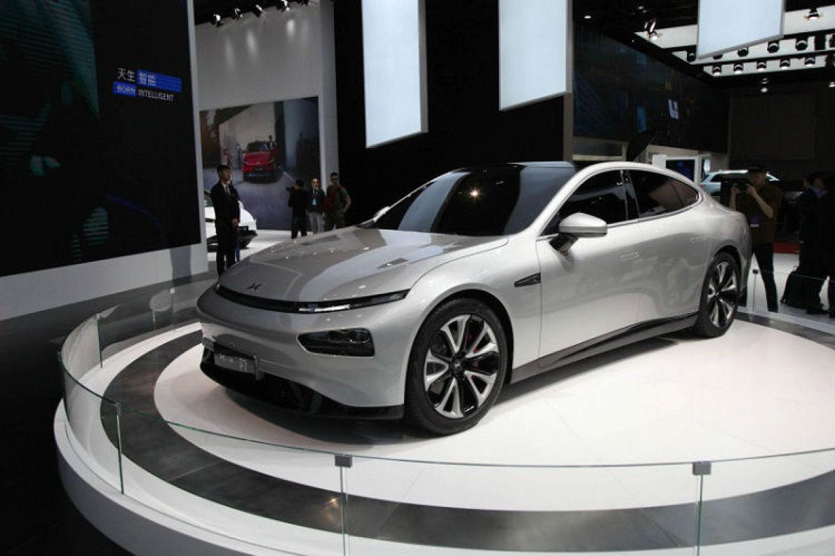 官宣:小鹏汽车完成近5亿美元C+轮融资