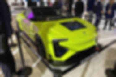 爱驰首款搭载甲醇氢燃料电池的电动跑车Gumpert Nathalie (2)