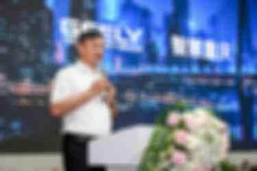 吉利科技集团换电模块总负责人杨全凯