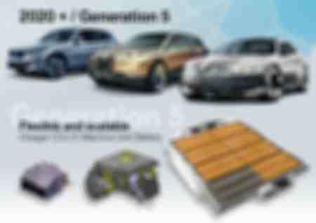 第五代BMW eDrive电力驱动技术