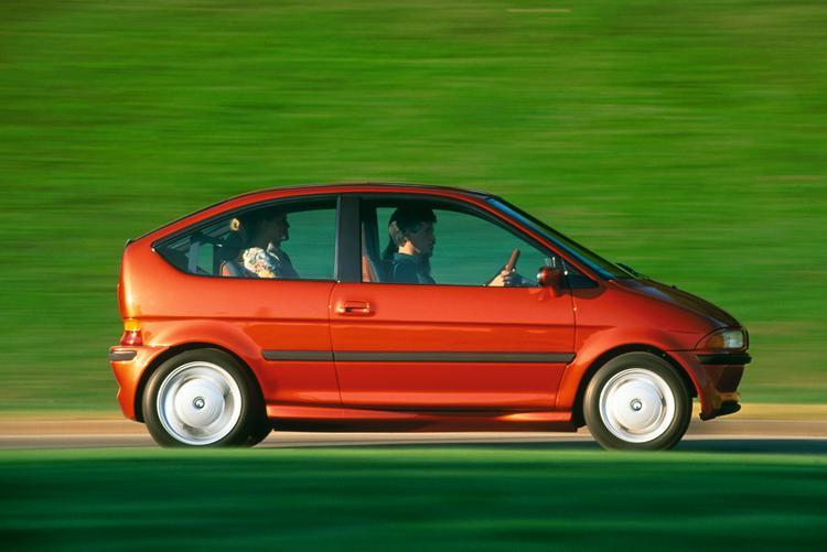 1991年 BMW E1 概念车