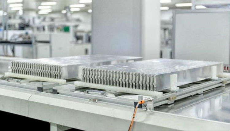 电池,磷酸铁锂,比亚迪刀片电池