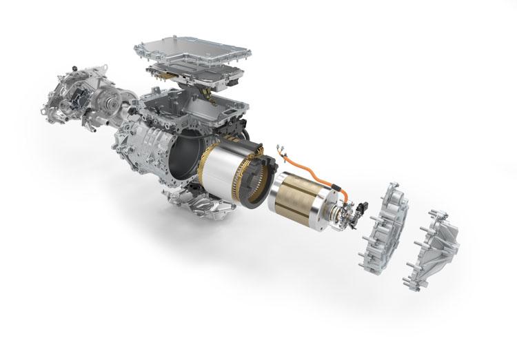 02.第五代BMW eDrive电力驱动技术驱动单元