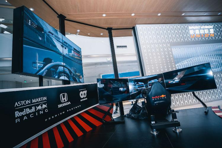 F1世界大赛赛车模拟器