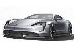 新能源任务重 保时捷公布部分新车计划